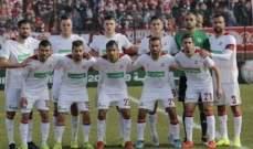 متصدر الدوري الجزائري يطالب بإلغاء الموسم الكروي