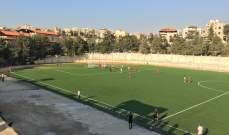 مشاهدات من مباراة التضامن صور و الشباب العربي في الدوري اللبناني
