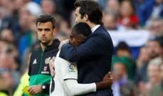 ماذا قال سولاري بعد انتصاره الاول في الليغا مع ريال مدريد؟