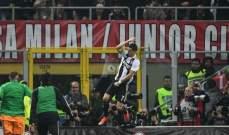 كلاسيكو ايطاليا: اليوفي يفوز بأقل مجهود وهيغواين يضيع المباراة على فريقه