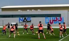 بورنموث ينتظم في دبي