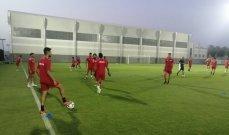 منتخب لبنان الاولمبي يدك شباك الإمارات برباعية نظيفة