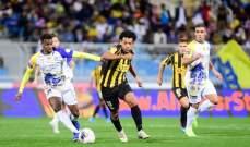 الدوري السعودي: تعادل ايجابي بين النصر والاتحاد