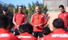 نفط الوسط يجدد عقد مدربه راضي شنيشل