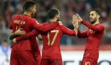 موجز الصباح: فوز البرتغال على بولندا، الأرجنتين تضرب شباك العراق برباعية وفيدرير خارج كأس ديفيس