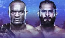 إليكم أبرز النزالات المنتظرة في الـ UFC في الأسابيع القادمة