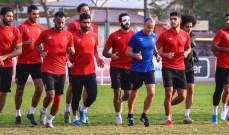 دبي تجهز الأهلي المصري استعدادا لاستئناف الدوري