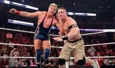 سواغر: جون سينا رفض أن يخسر لقب المصارعة ضدي