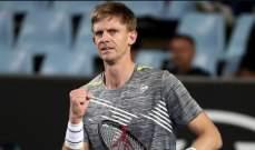 كيفن اندرسون يطالب لاعب كرة المضرب بإحترام الدولة الأسترالية