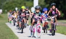 قيادة الدراجات أكثر خطراً على رؤوس الأطفال من الرغبي!