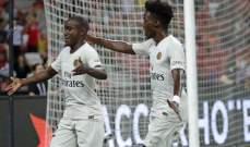 كأس الدولية للابطال : سان جيرمان يقهر اتلتيكو مدريد في الثواني الاخيرة