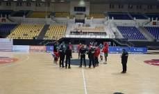 لبنان يحقق فوزاً افتتاحياً امام البحرين في بطولة الملك عبدالله