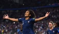 كأس العالم للسيدات: فرنسا والنروج الى الدور المقبل وخروج كوريا الجنوبية