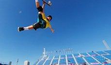 طوكيو 2020: بالمر يفوز بذهبية التزلج على اللوح