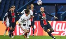 احصاءات عن مباراة باريس سان جيرمان-بوردو