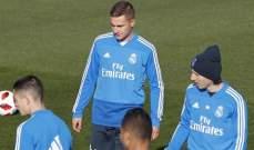 الظاهرة رونالدو يأمل بضم لاعب ريال مدريد الشاب