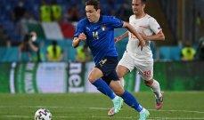 كأس أوروبا: تخوفٌ إيطالي من بايل ورامسي الطامحين لتكرار إنجاز 2016