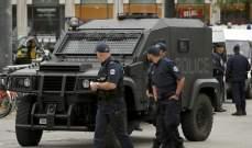 اجراءات أمنية غير عادية قبل مباراة المانيا وايرلندا الشمالية