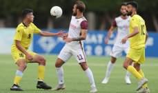 عباس عطوي يقود النجمة لتخطي العهد وخطف صدارة الدوري اللبناني