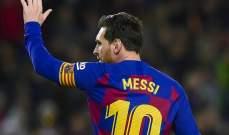 اغويرو وغوارديولا هما مفتاح بقاء ميسي في برشلونة