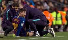 ميسي في قائمة برشلونة لمواجهة ريال مدريد
