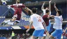 بداية قوية للمنتخبات العربية بكأس آسيا لكرة اليد