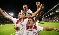 تصفيات الدوري الاوروبي : اولمبياكوس وبوردو وسلتيك الى دور المجموعات