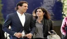 رونالدو وغاسول ابرز المدعوين لحفل زفاف نادال