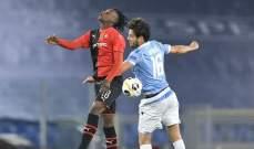 بارولو: لاتسيو إستحق الخروج من الدوري الاوروبي