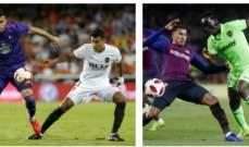 بالرغم من خسارة كأس الملك، لاعب برشلونة يحقق الثنائية