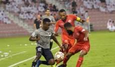 الدوري القطري: الريان يتخطى العربي بثنائية