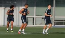 غياب وحيد في تشكيلة ريال مدريد امام خيتافي