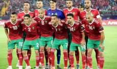 المغرب يُسقط ضيفه السنغال
