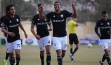 حالة كورونا جديدة في الدوري المصري