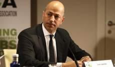سكاروني: المفاوضات مع غازيديس تمضي بهدوء