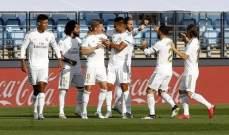 3 أهداف لريال مدريد بشباك ايبار و3 إصابات في صفوفه