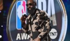 هاردن افضل لاعب في NBA