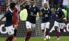 فرنسا تواجه اسكتلندا ودياً تحضيراً لليورو