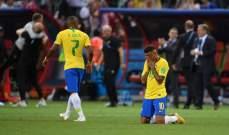موجز الصباح: بلجيكا تدمر حلم البرازيليين وتخرجهم من المونديال، فيدرير يتأهل في ويمبلدون وحادث سير لنانيغولان