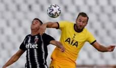 الدوري الاوروبي: تأهل صعب لتوتنهام وسهل لرينجرز وغرناطة