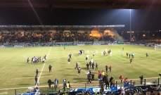 شامبلي يحقق المفاجأة ويتأهل الى نصف نهائي كأس فرنسا بفوزه على ستراسبورغ