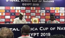 مدرب ساحل العاج: الخسارة لا تعني شيء وهدفنا التأهل للدور المقبل