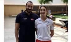 سباحة : صقر وحمدون الى بطولة آسيا