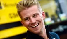 هالكنبرغ متحمس للمشاركة في سباق إنكلترا