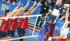 بطولة العالم للكرة الطائرة: خسارة رابعة لمصر وبلجيكا تقترب من الصدارة