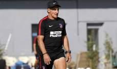 اعتقال مدرب اللياقة البدنية في اتلتيكو مدريد