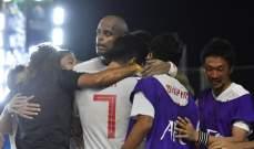 اليابان تسحق فلسطين بسداسية نظيفة وتبلغ نهائي كأس آسيا للكرة الشاطئية