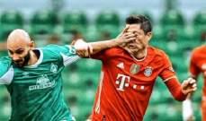 مولر: ليفاندوفسكي يقاتل ويهتم بألا يسبب مشاكل في الفريق