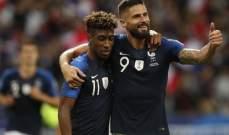 تفوق فرنسي كبير على اندورا في تاريخ مواجهات المنتخبين