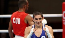 ملاكمة: الروسي باتيرغازييف يهزم منافسه الأميركي ويحصد الميدالية الذّهبية